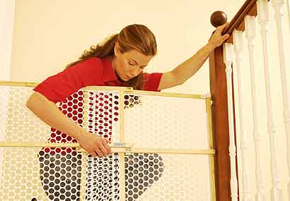 seguridad en escaleras home safety