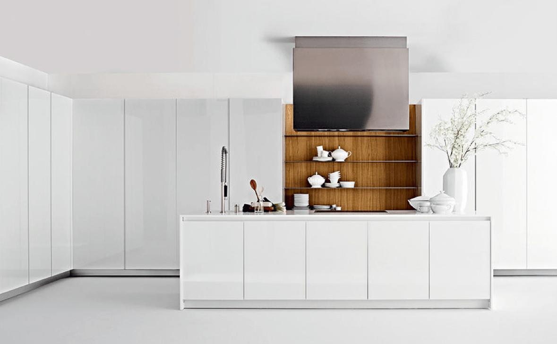 cocinas ocultas minimalista