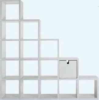 kartell libreria modular