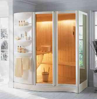 Instala una sauna finlandesa en tu hogar decoraci n de - Que es una sauna ...
