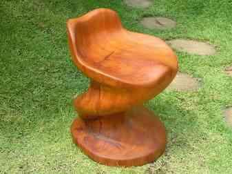 silla disseny exotic