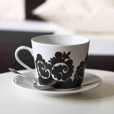 Taza de un juego de té