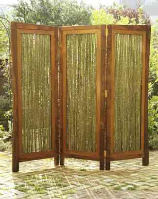 Biombos para un estilo natural decoraci n de interiores - Fotos de biombos ...