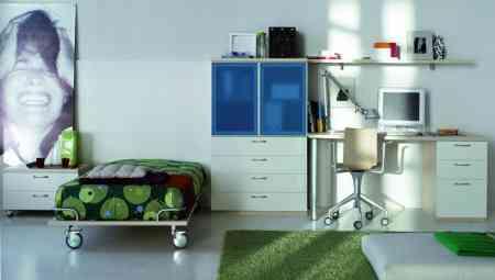 dormitorio juvenil muy moderno asdara