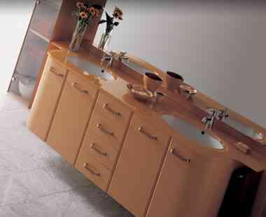 mueble bajo lavabo karol