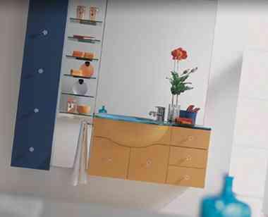 Algunos modelos de mueble bajo lavabo decoraci n de for Mueble bajo lavabo