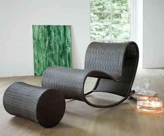 Mueble de jard�n para interiores