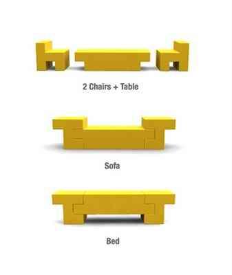 muebles tetris