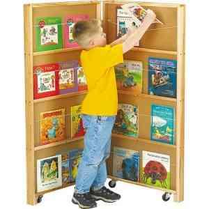 Panel separador o biombo para habitación infantil