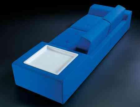 sofa con mesa integrada joquer