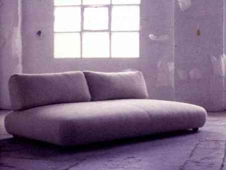 sofa de forma simple