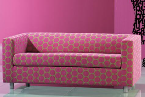Sofas de colores estilo retro - Decoración de Interiores | OpenDeco