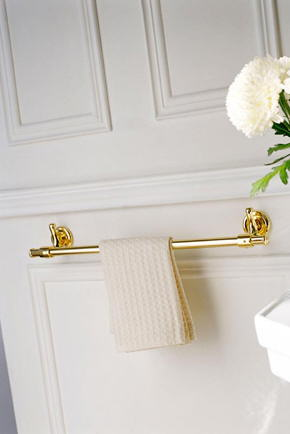 toallero dorado blanchcristal