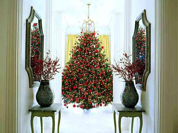 Navidad decoracion de casas - Decorar en navidad la casa ...