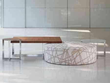 combinación de mesas de centro molteni
