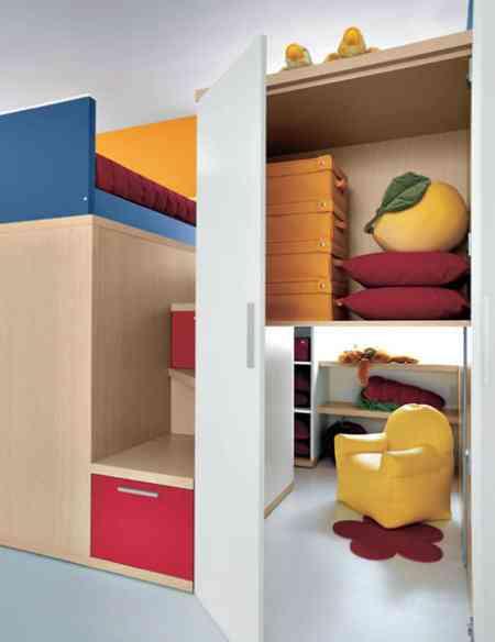 dormitorios infantiles