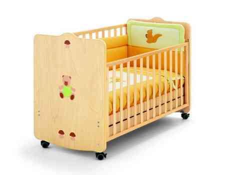 Cunas de beb en madera en pinterest imagui for Fotos de cunas