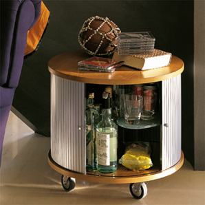 carro camarera y mueble bar para interiores decoraci n de