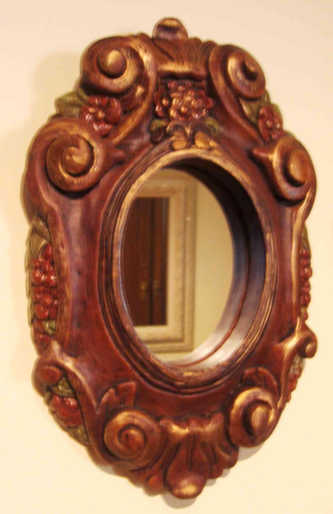 Espejo de resina decoraci n de interiores opendeco - Espejos de resina ...