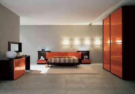 lacado en brillo para el dormitorio passport
