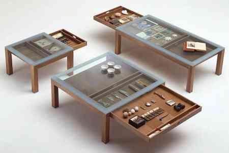 mesas belvedere de former