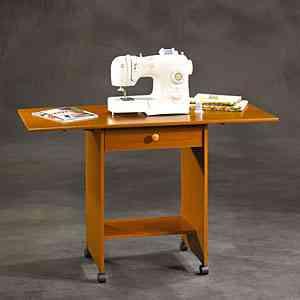mueble mesilla para máquina de coser sauder