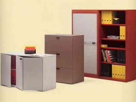 Muebles de oficina de diversos tama os decoraci n de for Muebles de oficina que es