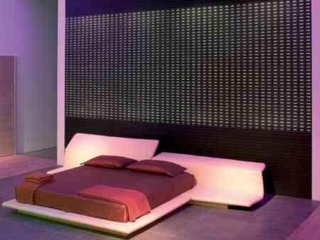 Panelados originales para la pared del dormitorio - Panelado de paredes ...