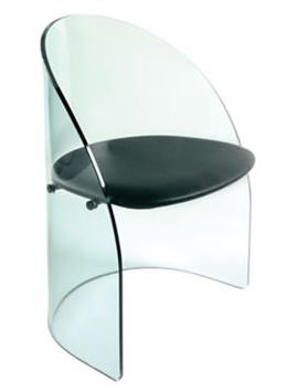 asiento de cristal the london glass