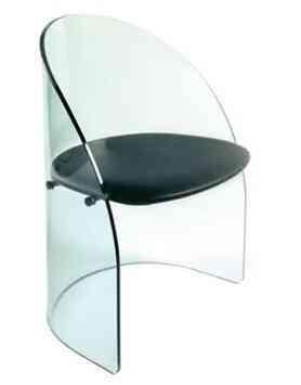asiento de cristal the london glass
