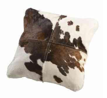 cojin piel vaca ligne roset