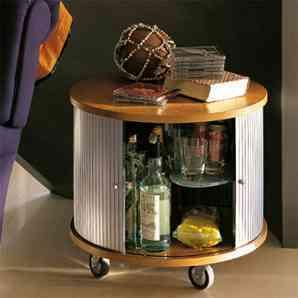 curioso mueble bar cattelan italia