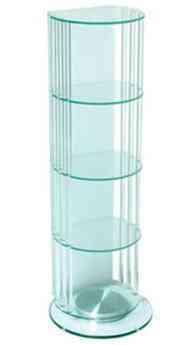 estanteria cristal the london glass