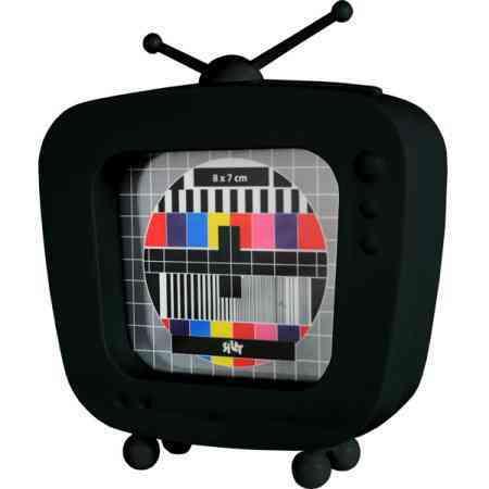 marco de fotos televisor