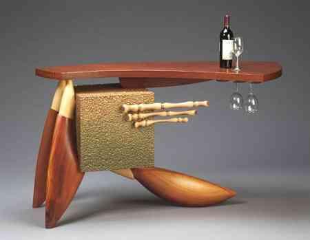 mesa artistica artfullhome para copas