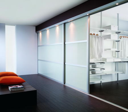 product sliding doors silver split