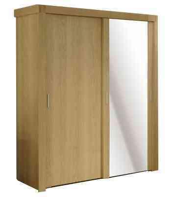 puerta de espejo en armario