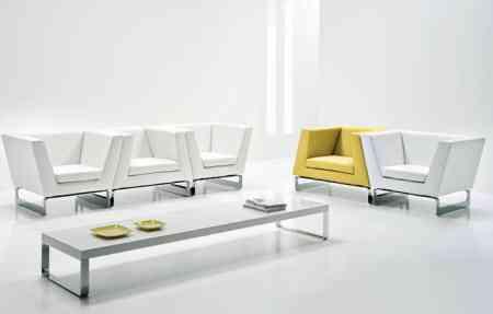 sillones ideales para sala de espera frighetto