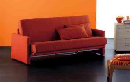 sofa cama individual cerrado flou