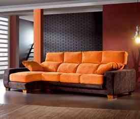 Sofa cuatro plazas