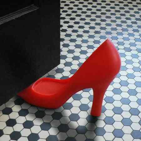 sujetar la puerta zapato home templations
