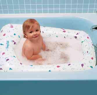 Ba eras y grifer a especiales para ni os y beb s for Banera plastico bebe