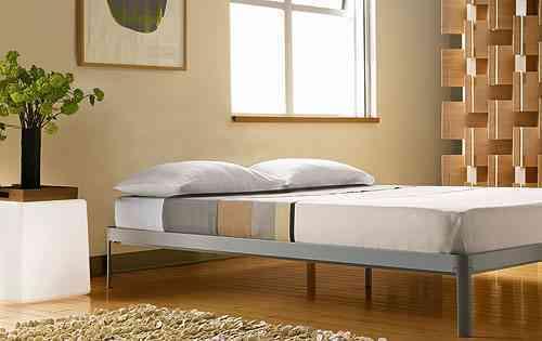 Lo m s simple en dormitorios somier sin cabecero - Camas sin cabecero ...