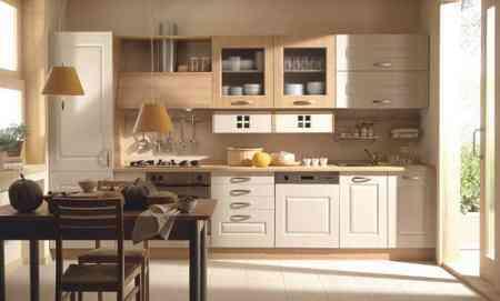 cocina funcional lube cucine