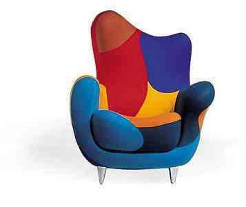 coleccion los muebles amorosos javier mariscal color