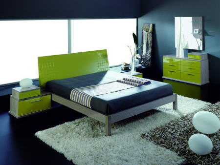 introduce color mobiliario dormitorio benicarlo