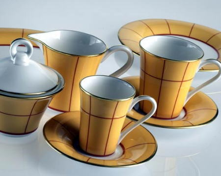 juego de cafe oscar de la renta
