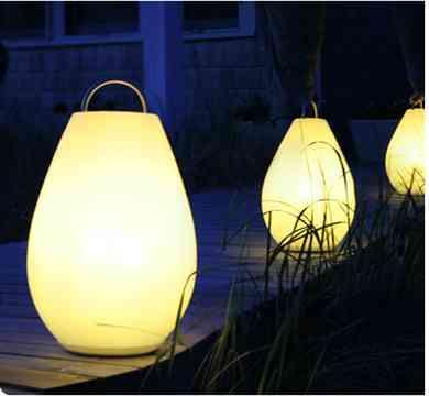 lampara portatil ambiente exterior vessel