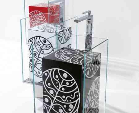 lavabos de diseño colores cogliati cogliati