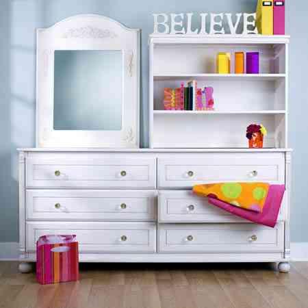 Muebles útiles en cuartos infantiles y de bebé - Decoración de ...